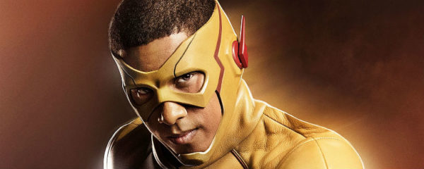 THE FLASH| Wally West assume a identidade de Kid Flash