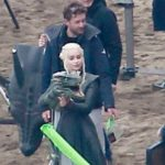 Game of Thrones | Chegou a vez dos dragões de Daenerys de gravar com personagem importante