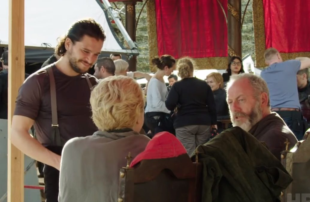 Game of Thrones |Veja o behind the scene do mega encontro da season finale