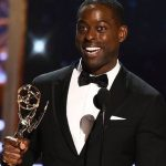 Emmy 2017 | Leia o final do discurso cortado de Sterling K. Brown