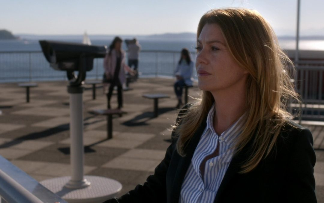 Grey's Anatomy | 14×01/02 – Break Down the House/ Get Off on the Pain