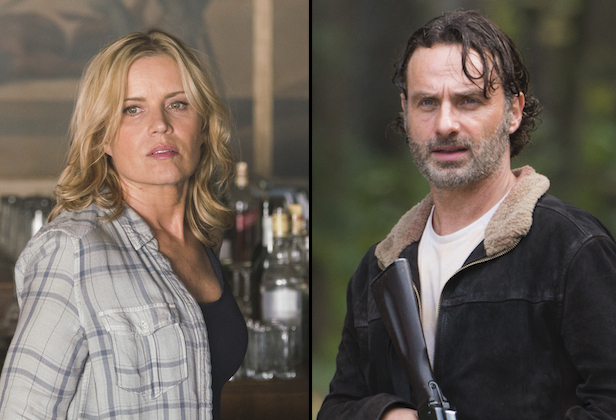 Confirmado crossover entre The Walking Dead e Fear The Walking Dead
