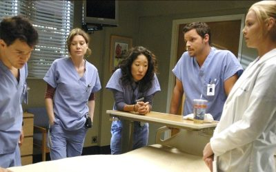 Grey 's Anatomy | 14×07 – Who Lives, Who Dies, Who Tells Your Story