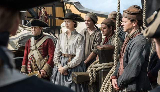 OUTLANDER | 3 x 10 – Heaven & Earth – REVIEW