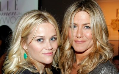 Apple encomenda série com Jennifer Aniston e Reese Witherspoon