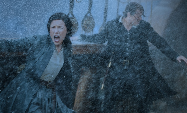 OUTLANDER | 3 x 13 – Eye of the Storm – Season Finale – REVIEW