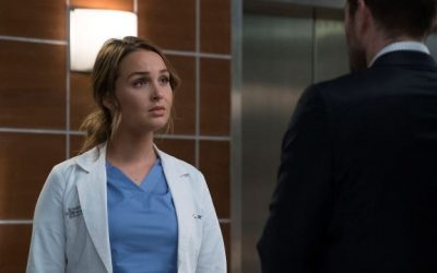 Grey 's Anatomy | 14×09 – 1-800-799-7233 – Review